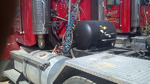 Propane Injection System